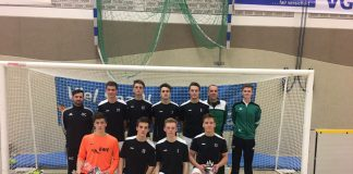 U19 Siegerteam beim RWD YoungStar-Cup